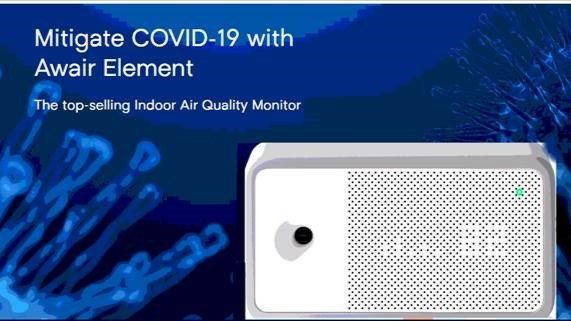 Indoor Air Quality Sensor