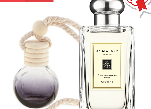 Inspired by Jo Malone POMEGRANATE AND NOIR Car Diffuser