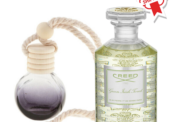 Inspired by CREED GREEN IRISH TWEED Car Diffuser
