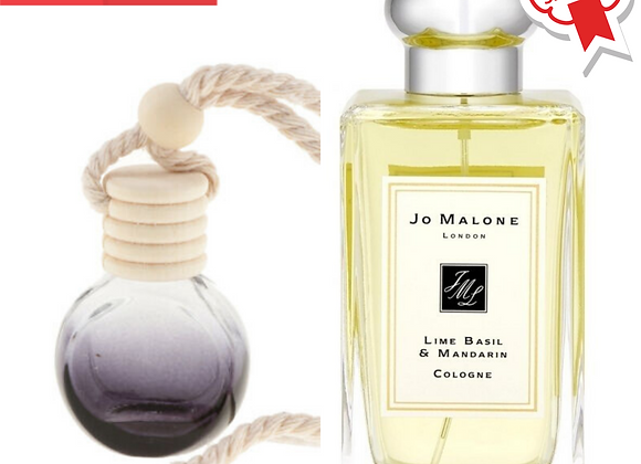 Inspired by JO MALONE LIME BASIL & MANDARIN  Car Diffuser