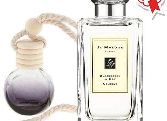 Inspired by Jo Malone Black Berry Bay Car Diffuser