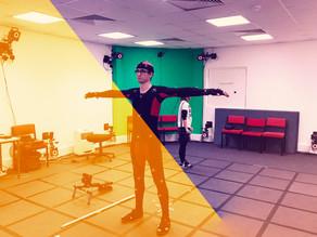 Motion capture.
