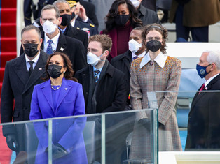 Inauguration Day: What You Might Have Missed