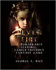 Elven Fire Manual cover