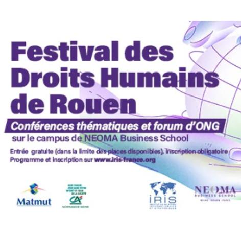 Festival des droits humains de Rouen