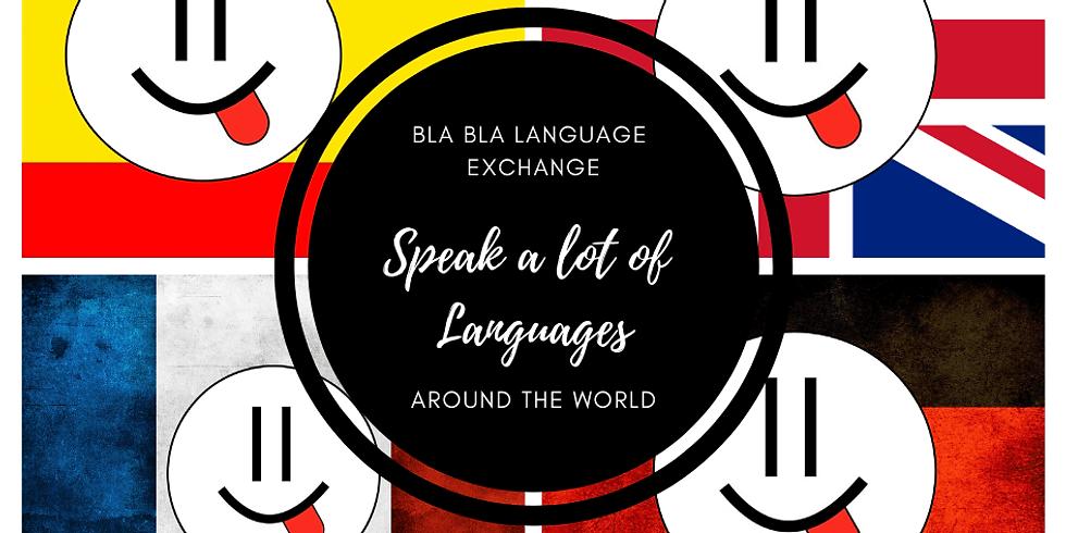 Marrakesh BlaBla Language Exchange (11/07/2019)