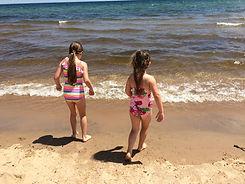 SandBeachSwimmingonBigBaydeNoc.JPG