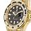Thumbnail: Rolex GMT-Master II Yellow Gold Gem Set Bezel 40MM Watch 116758SA