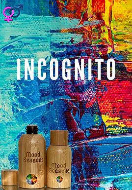 Incognito Eau de Parfum Decant