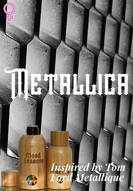 Metallica EDP 100ml Spray