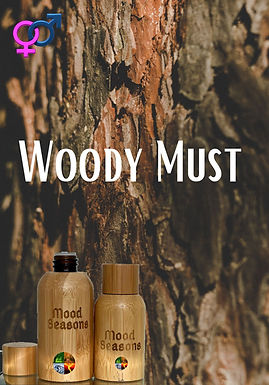 Woody Must EDP 100ml Spray