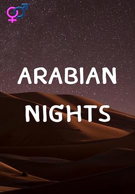 Arabian Nights Eau de Parfum Decant