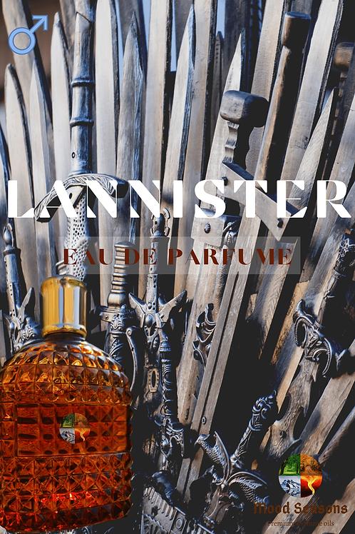 Lannister Eau de Parfum Decant