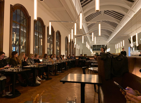 Sustainability, cocktails and the V&A