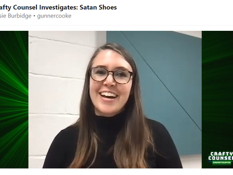 Satan Shoes - Nike and the devil tussle over trade mark exhaustion