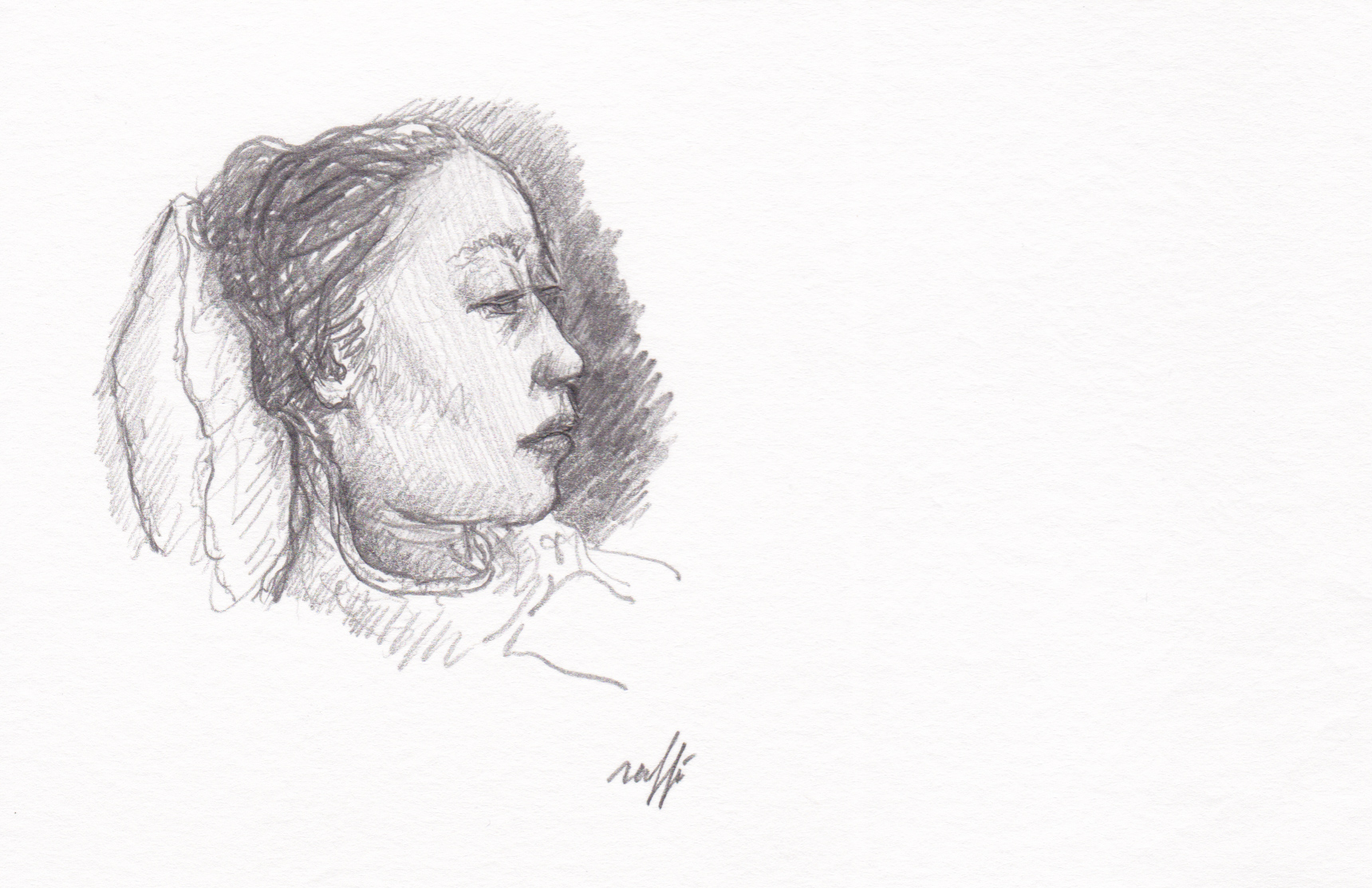 Étude de tête (Zhen)