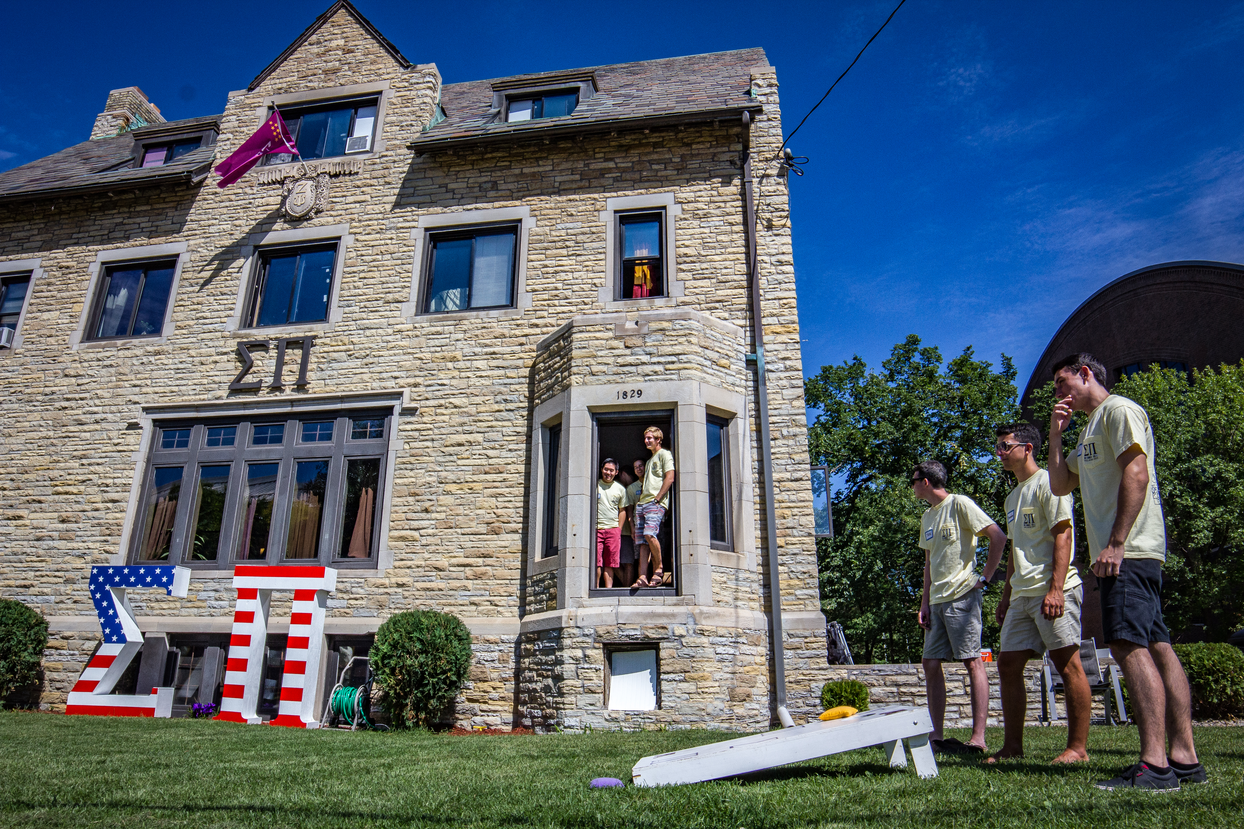 University of Minnesota Fraternity