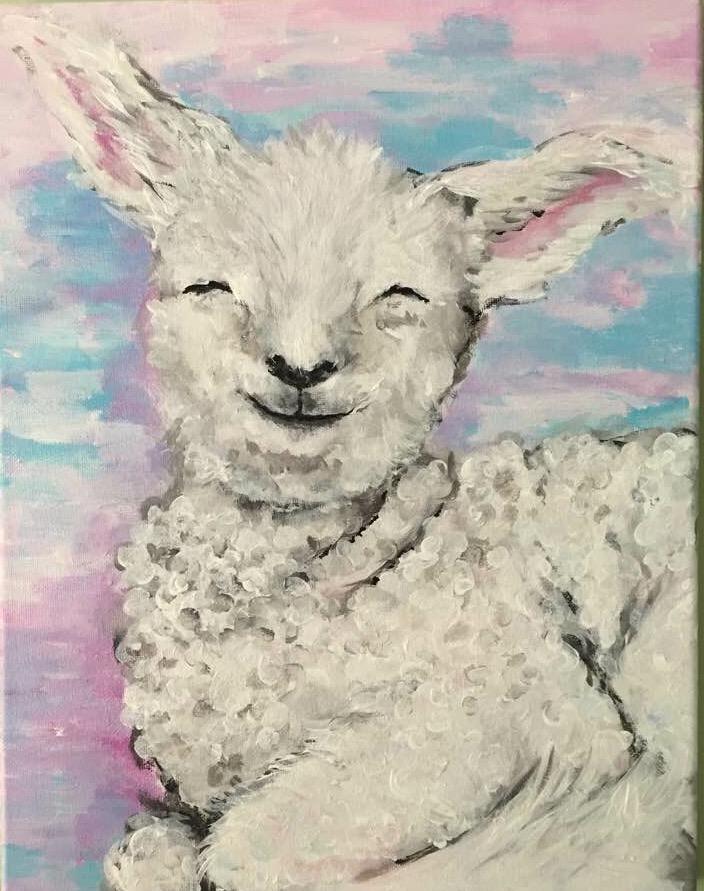 Smiling Lambie