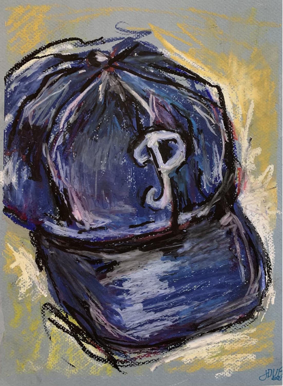 Evan's hat