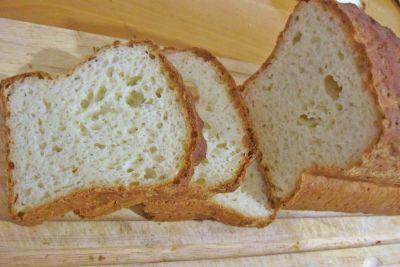 Домашний хлеб без глютена