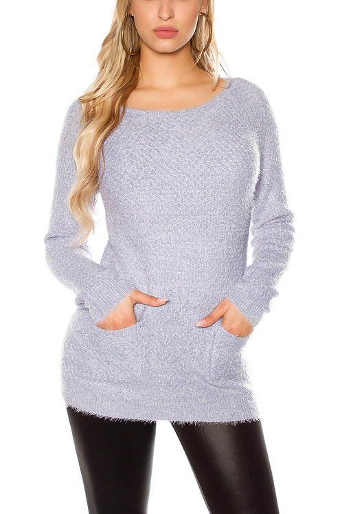 Sweater with Pockets
