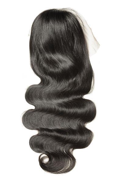 Long body wave wavy black human hair wea