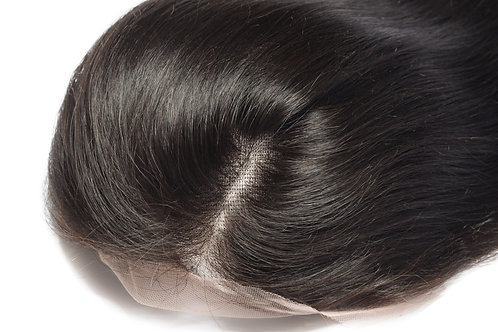 Straight Frontal Wig Unit