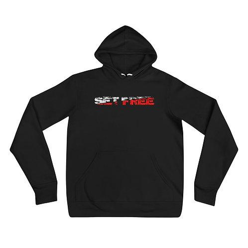 SET FREE Unisex hoodie Black