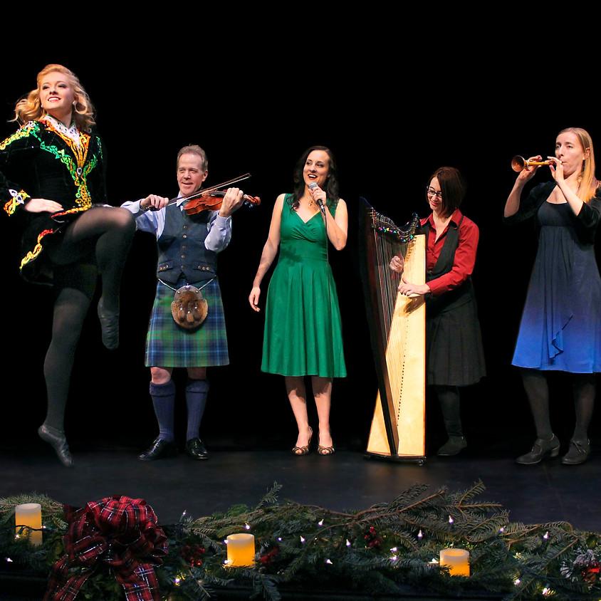 Jamie Laval's Celtic Christmas Performance