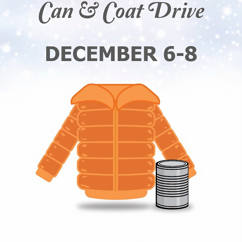 Connolly's Can and Coat Drive
