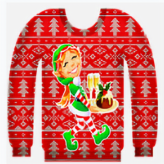 Jolly Holiday Mixer