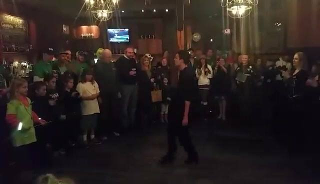 Irish Dancers at Dandelion Market