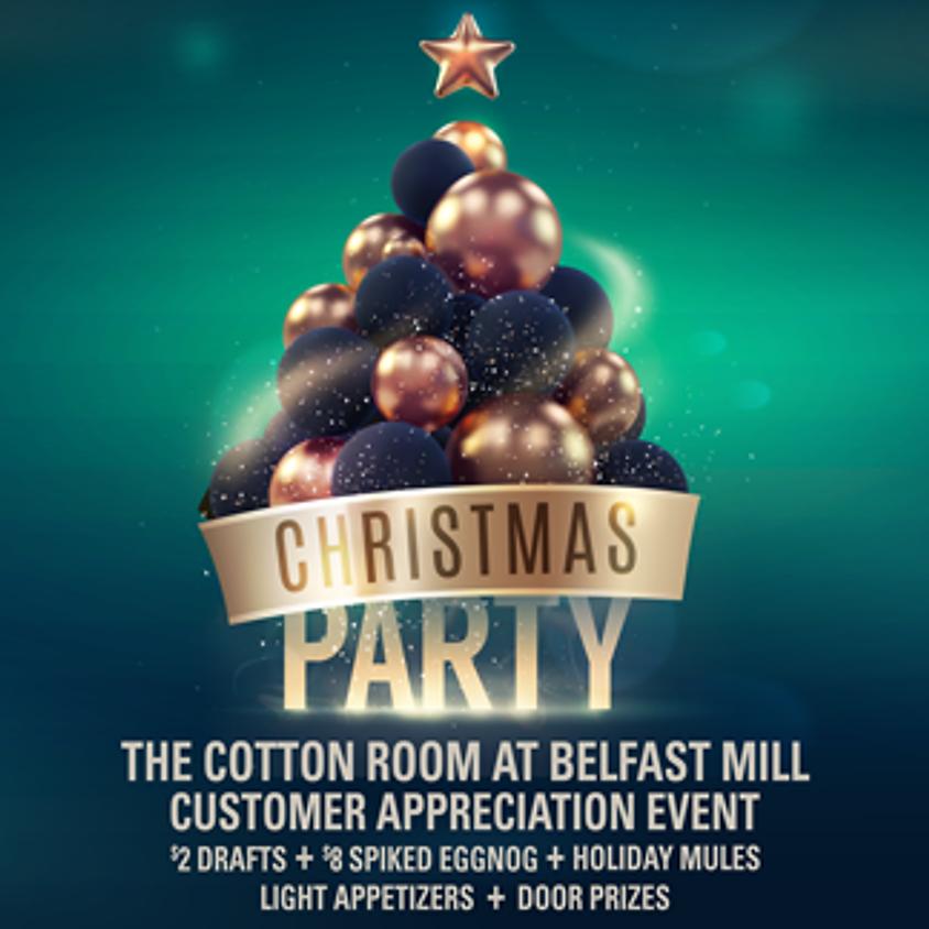 Christmas Celebration!  + Customer Appreciation!!