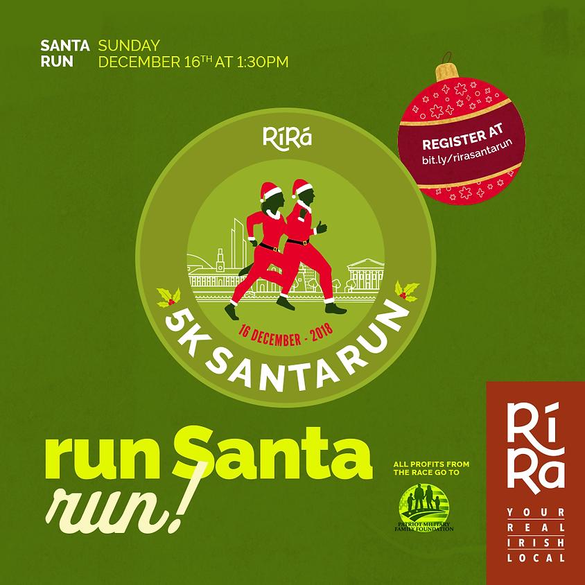 Ri Ra 5K Santa Run