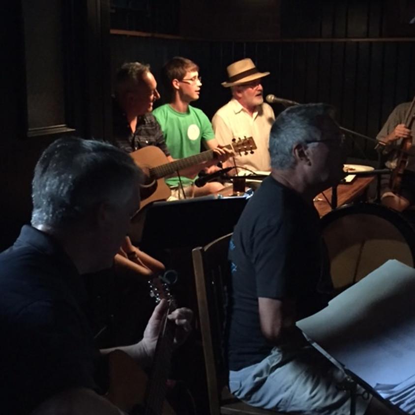 Traditional Instrumental Irish Music Session