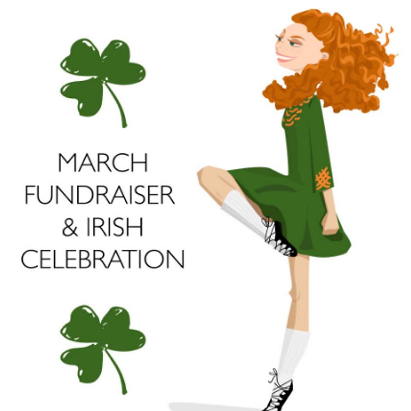 Irish Celebration and Fundraiser