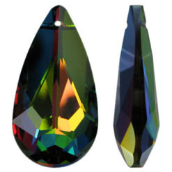 Swarovski 24 x 12mm Teardrop -Vitril Medium