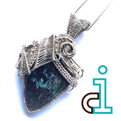 Chrysicola amulet