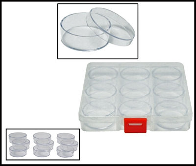 9 in 1 round storage containers