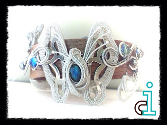 Dance of the Butterfly Cuff