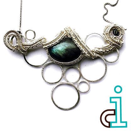 Queen's Kingdom Bubble Necklace
