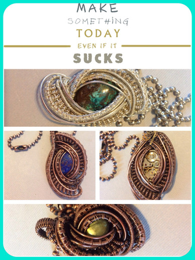 Assorted pendants