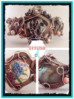 Hand woven Bracelets