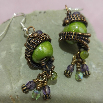 Women's Coalition Earrings