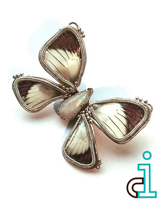 Freedom Butterfly Pin/Necklace