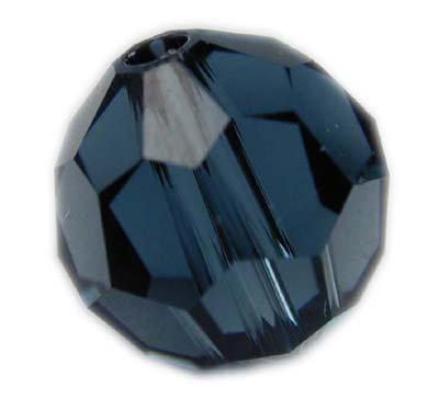 Swarovski 6mm round crystal -Montana