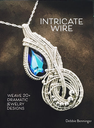 Intricate Wire....softcover book