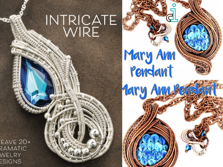 Auction #1 - Mary Ann Pendant
