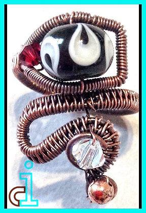 Lampwork Love Ring Kit
