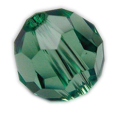 Swarovski 6mm round crystal - Erinite